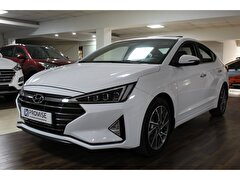 Hyundai Elantra Sedan 1.6 Mpi Elite Plus Otomatik