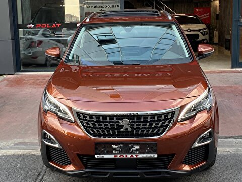 Peugeot 3008 Crossover 1.5 Bluehdi Active Life Prime Edition Eat6