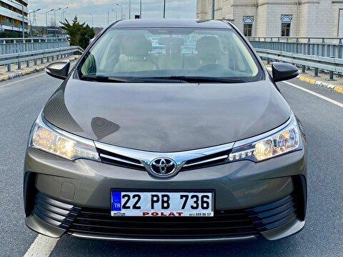 Toyota Corolla Sedan 1.33 Life