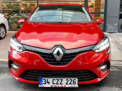 Renault Clio Hatchback 1.0 Tce Touch X-Tronic