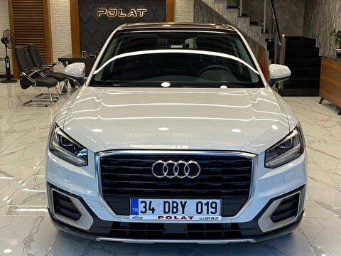 Audi Q2 Suv 30 Tdi Design S-Tronic