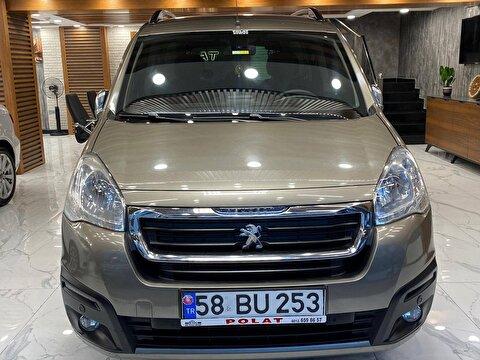 Peugeot Partner Tepee 1.6 Hdi Allure Esp
