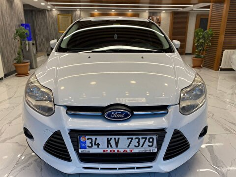 Ford Focus Sedan 1.6 Tdci Trend X