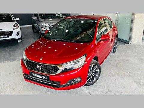 2017 Dizel Otomatik Ds Automobiles DS4 Kırmızı HARUNOĞULLARI