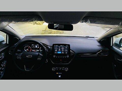 2020 Benzin Otomatik Ford Puma Beyaz HARUNOĞULLARI