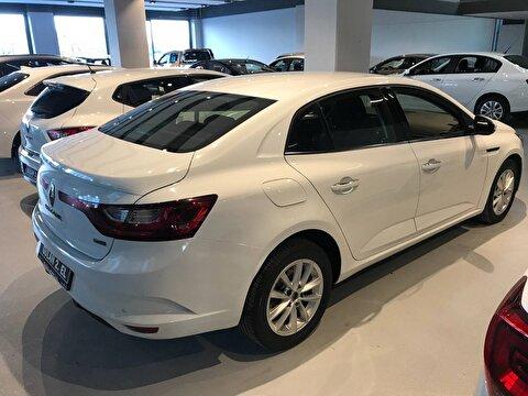 2020 Dizel Otomatik Renault Megane Beyaz HARUNOĞULLARI