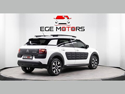 2015 Dizel Otomatik Citroen C4 Beyaz EGE MOTORS