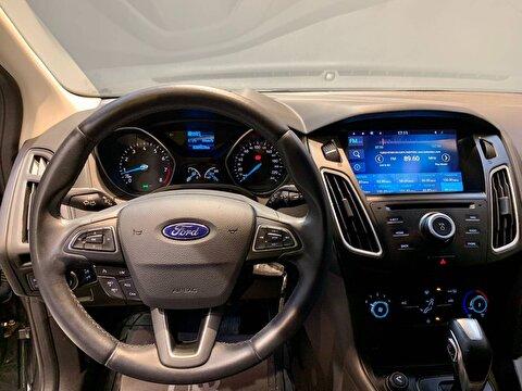 2017 Benzin Otomatik Ford Focus Gümüş Gri BURAK OTOMOTİV
