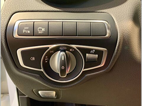 2017 Dizel Otomatik Mercedes-Benz GLC Beyaz BURAK OTOMOTİV