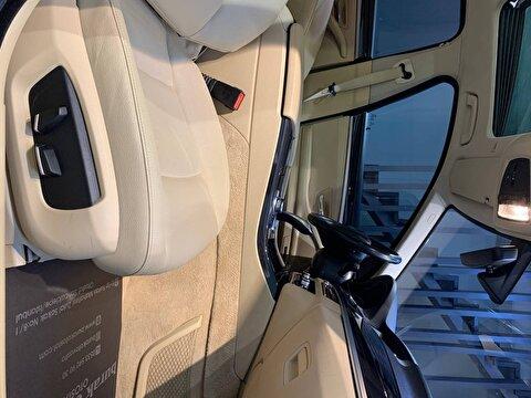 2015 Benzin Otomatik BMW 5 Serisi Siyah BURAK OTOMOTİV