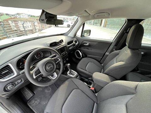 2020 Benzin Otomatik Jeep Renegade Beyaz LENACARS OTOSTA