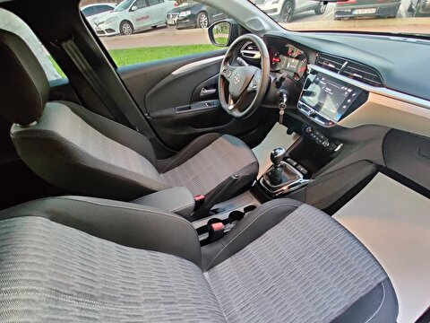 2020 Dizel Manuel Opel Corsa Siyah LENACARS OTOSTA