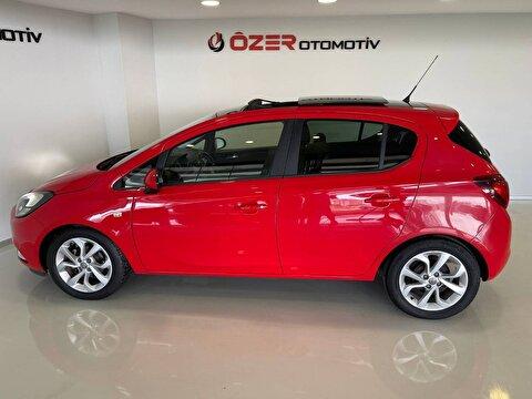 2015 Benzin Manuel Opel Corsa Kırmızı ÖZER OTOMOTİV