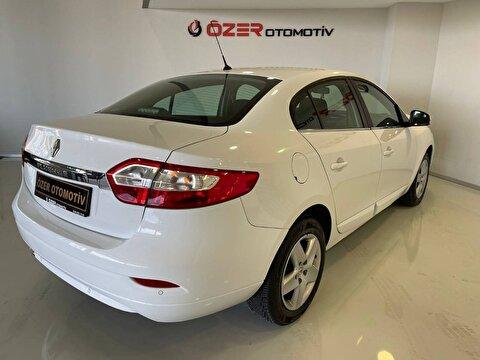 2015 Dizel Otomatik Renault Fluence Beyaz ÖZER OTOMOTİV