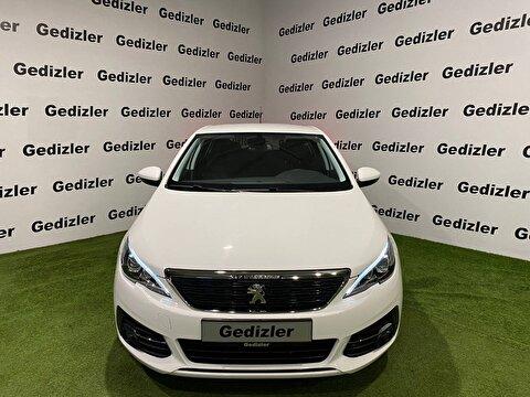 2021 Dizel Otomatik Peugeot 308 Beyaz GEDİZLER OTOMOT