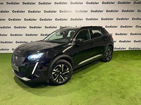 2020 Benzin Otomatik Peugeot 2008 Siyah GEDİZLER OTOMOT