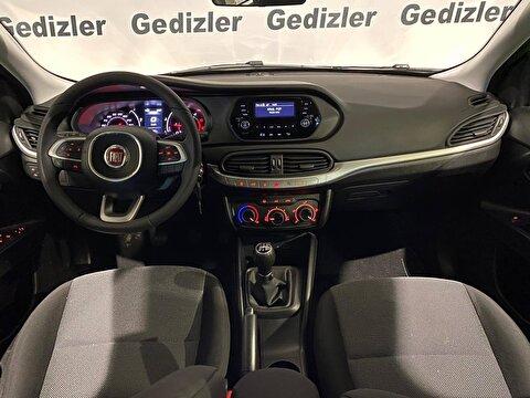 2020 Dizel Manuel Fiat Egea Gri GEDİZLER OTOMOT
