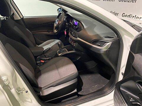 2020 Dizel Manuel Fiat Egea Beyaz GEDİZLER OTOMOT