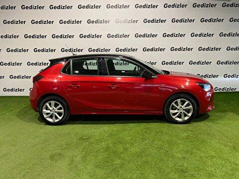 2020 Dizel Manuel Opel Corsa Kırmızı GEDİZLER OTOMOT