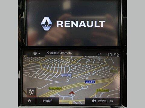 2015 Dizel Otomatik Renault Clio Gümüş Gri GEDİZLER OTOMOT