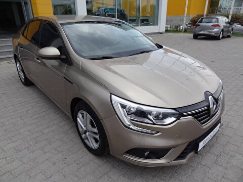 Renault Megane Sedan 1.5 Dci Joy