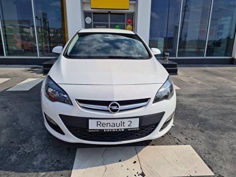 Opel Astra Sedan 1.4 Turbo Edition Plus Otomatik