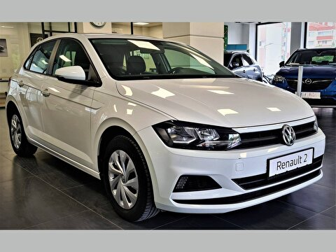 Volkswagen Polo Hatchback 1.0 Trendline