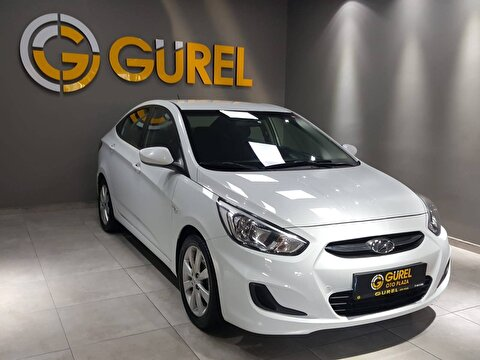 Hyundai Accent Blue Sedan 1.6 Crdi Mode Plus Dct