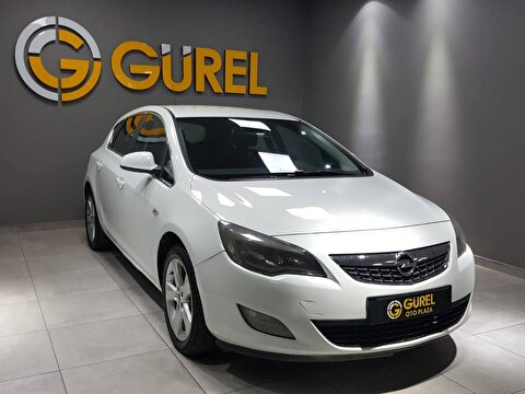 Opel Astra Hatchback 1.4 Turbo Sport Active Select