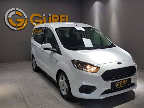 Ford Tourneo Courier Kombi 1.5 Tdci Deluxe