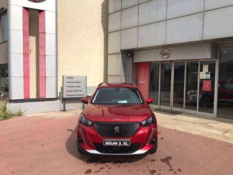 2020 Dizel Otomatik Peugeot 2008 Kırmızı OTONOVA AŞ.