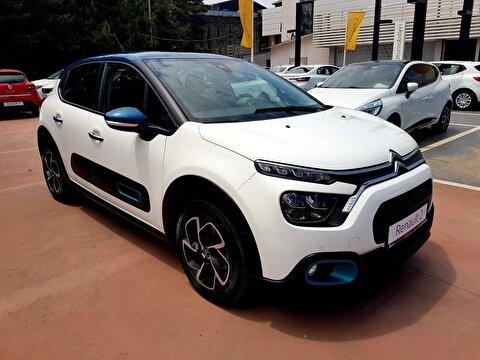 2020 Benzin Otomatik Citroen C3 Beyaz OTONOVA AŞ.