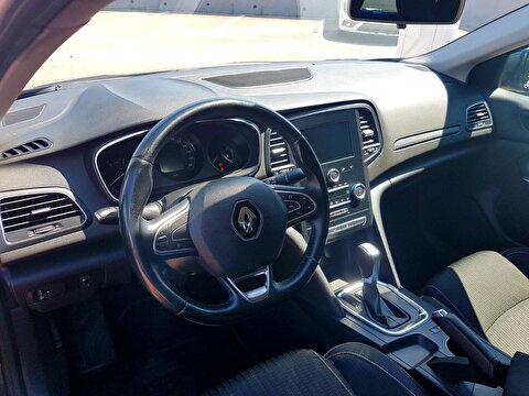 2017 Dizel Otomatik Renault Megane Gri OTONOVA AŞ.