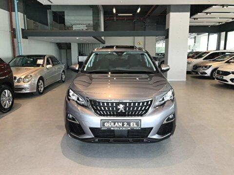 2020 Dizel Otomatik Peugeot 3008 Gri OTONOVA AŞ.