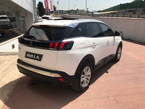 2019 Dizel Otomatik Peugeot 3008 Beyaz OTONOVA AŞ.