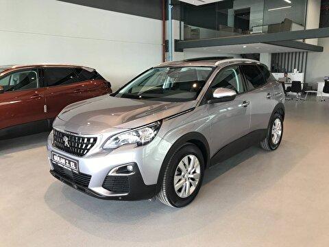 2020 Dizel Otomatik Peugeot 3008 Beyaz OTONOVA AŞ.