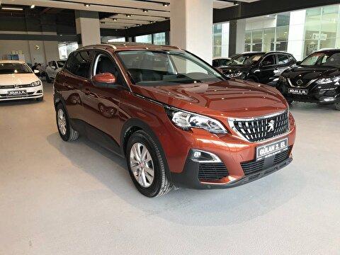 2020 Dizel Otomatik Peugeot 3008 Turuncu OTONOVA AŞ.