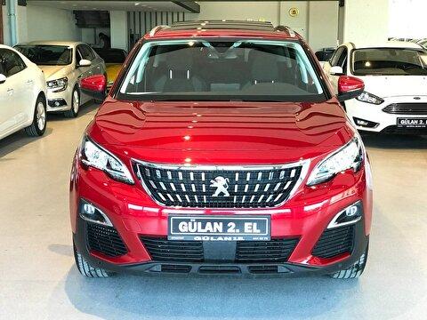 2020 Dizel Otomatik Peugeot 3008 Kırmızı OTONOVA AŞ.