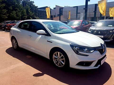 2018 Dizel Otomatik Renault Megane Beyaz OTONOVA AŞ.