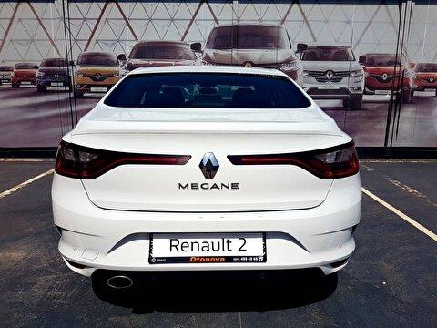 2020 Dizel Otomatik Renault Megane Beyaz OTONOVA AŞ.