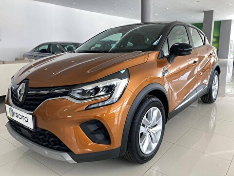 Renault Captur Crossover 1.3 Tce Touch Edc