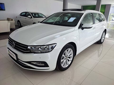 Volkswagen Passat Variant 1.6 Tdi Bmt Business Dsg