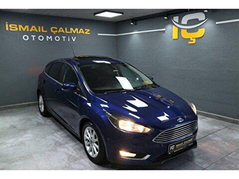 Ford Focus Hatchback 1.5 Tdci Titanium Powershift