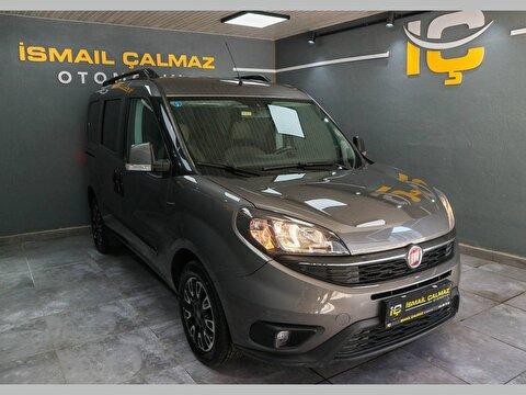 Fiat Doblo Panorama 1.6 Multijet Start&Stop Gri/Black Comfortmatic