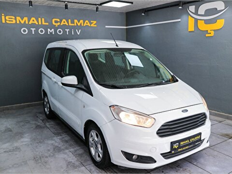 Ford Tourneo Courier Kombi 1.5 Tdci Delux