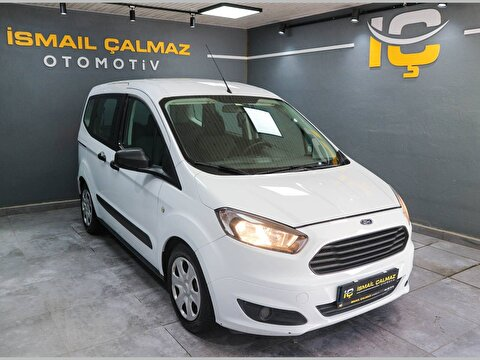 Ford Tourneo Courier Journey Kombi 1.6 Tdci M1 Trend