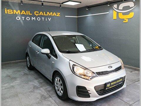 Kia Rio Hatchback 1.4 Cvvt Comfort Otomatik