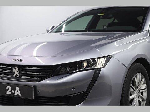 2020 Dizel Otomatik Peugeot 508 Gri 2-A OTOMOTIV