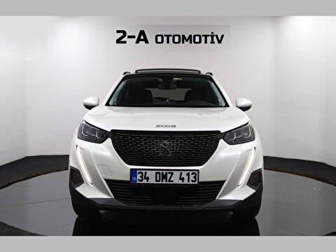 2020 Dizel Otomatik Peugeot 2008 Beyaz 2-A OTOMOTIV