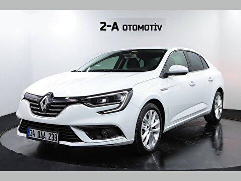 2020 Dizel Otomatik Renault Megane Beyaz 2-A OTOMOTIV